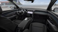 Hyundai Tucson 2020: gli interni