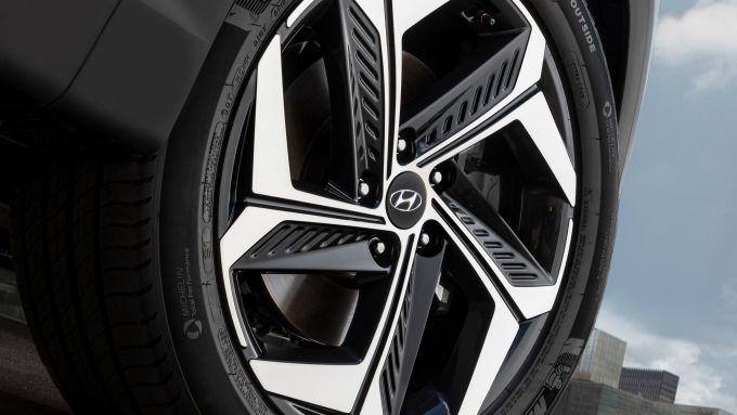 Hyundai Tucson 2020: i nuovi cerchi in lega
