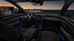 Hyundai Tucson 2020: il design degli interni richiama il flusso dell'acqua