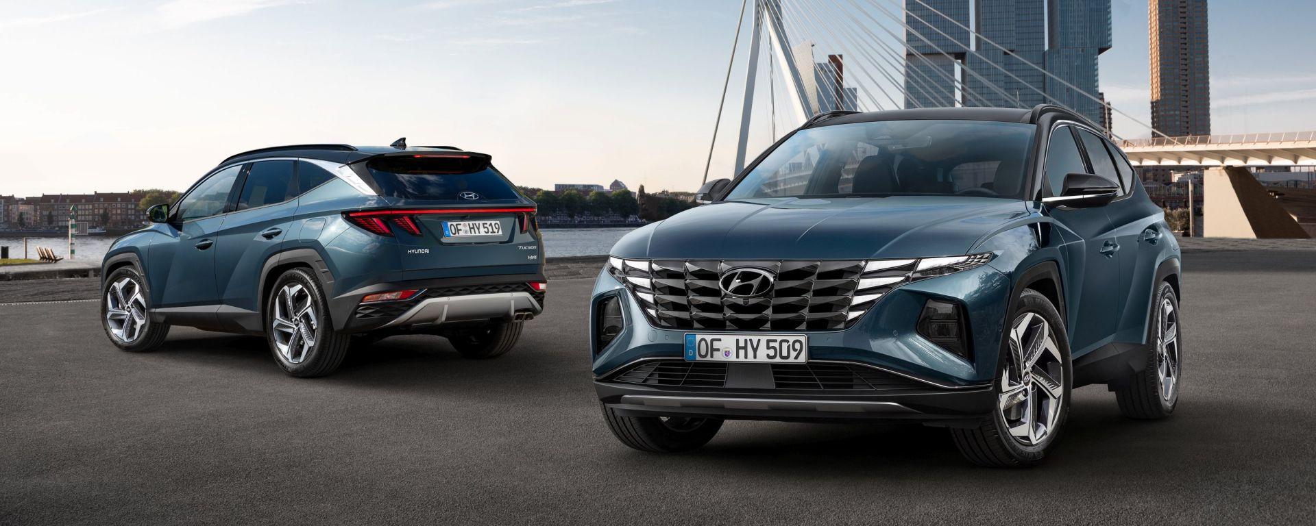 Hyundai Tucson 2020: in arrivo entro la fine dell'anno