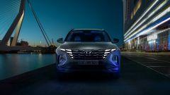 Hyundai Tucson 2020: inedite le luci diurne che diventano