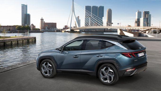 Hyundai Tucson 2020: la versione plug-in arriverà nel 2021