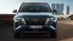 Hyundai Tucson 2020: visuale frontale