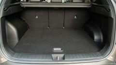 Hyundai Tucson Hybrid 2021, interni: il bagagliaio