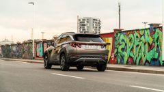 Hyundai Tucson Hybrid 2021: linee super moderne