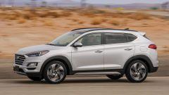 Hyundai Tucson Hybrid, anche il 1.6 CRDi prende la scossa - Immagine: 5