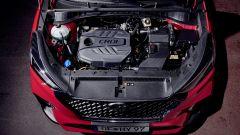 hyundai tucson n line hybrid motore