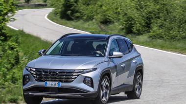 Hyundai Tucson plug-in hybrid: comfort, piacere di guida e oltre 60 km a zero emissioni