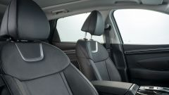 Hyundai Tucson Plug-in Hybrid: i sedili avvolgenti
