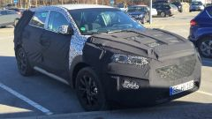 Hyundai Tucson restyling 2019, foto spia