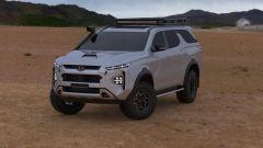 Hyundai: un 4x4 in arrivo? - Rendering di Enoch Gabriel Gonzales