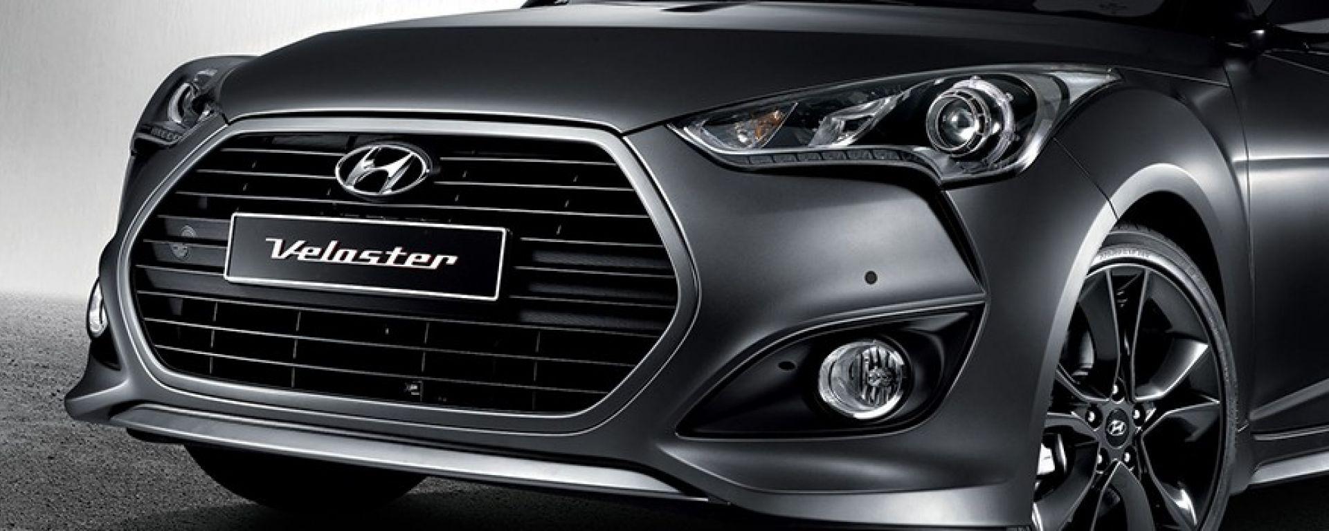 Hyundai Veloster facelift