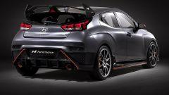 Hyundai Veloster N Performance Concept: il posteriore