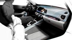 Hyundai Venue: gli interni