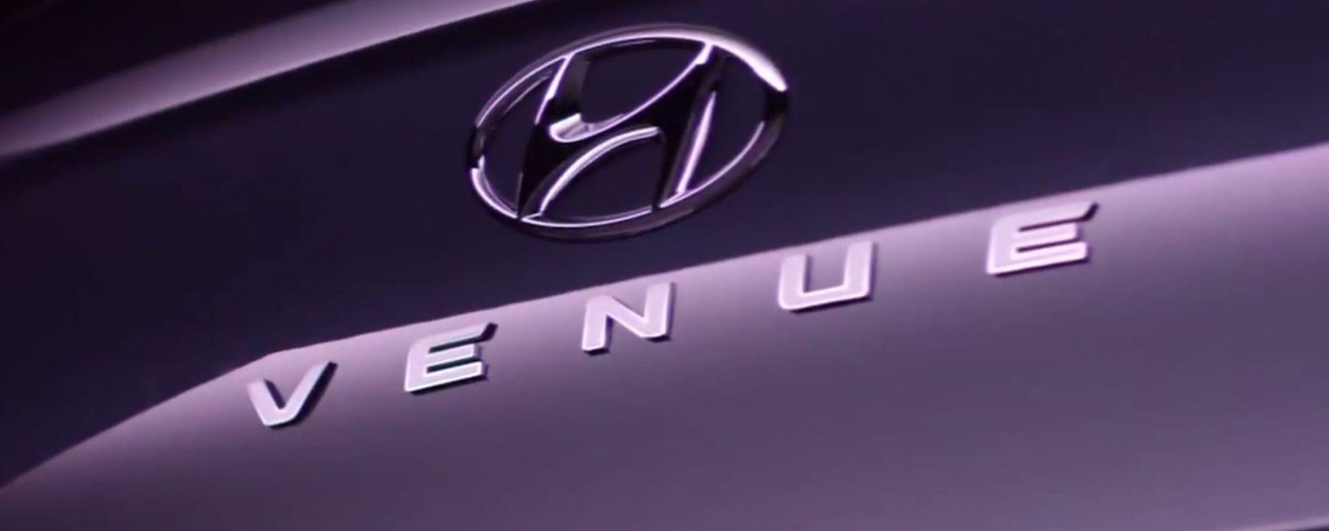 Hyundai Venue: in arrivo una crossover più compatta della Kona