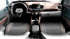 Hyundai Venue: la plancia