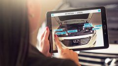 Hyundai Virtual Guide: dite addio al manuale d'uso - Immagine: 9