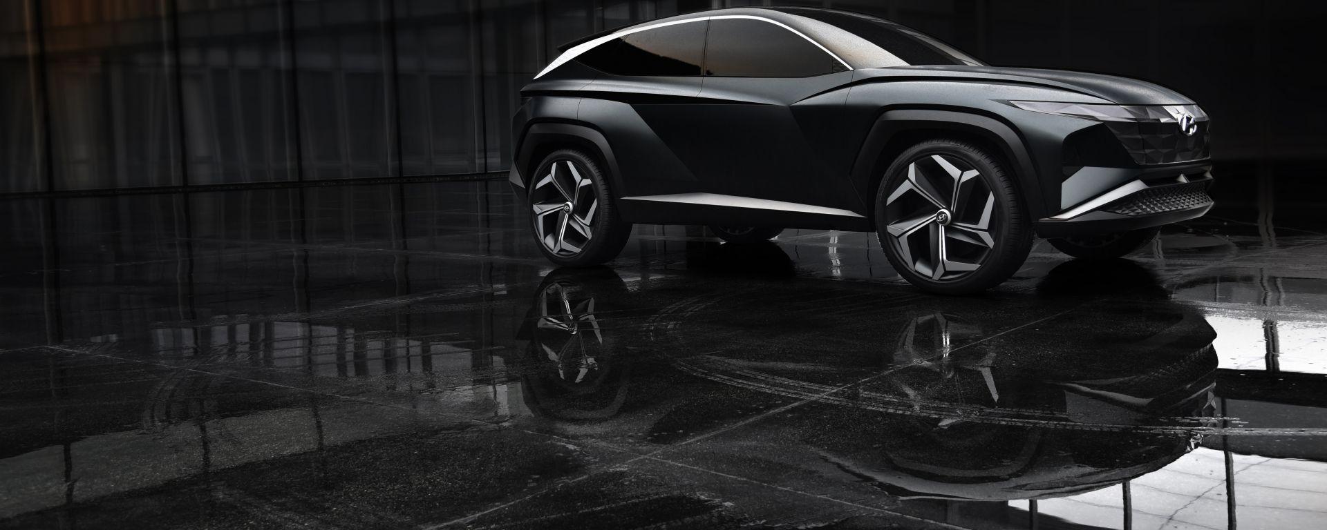 Hyundai Vision T Concept: copertina