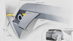 Hyundai Vision T Concept: disegni del progetto