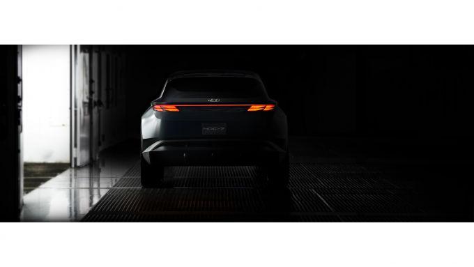 Hyundai Vision T concept posteriore
