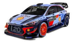 Hyundai World Rally Team WRC 2018 - Immagine: 1