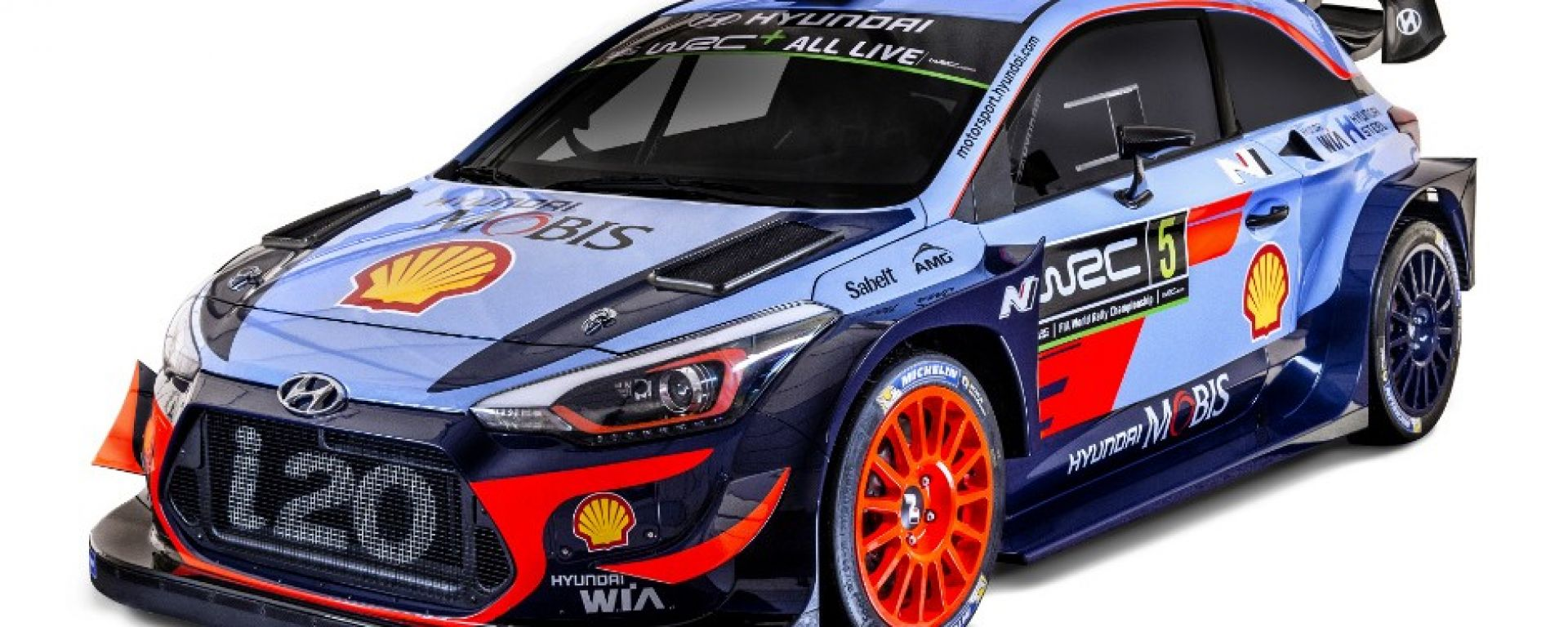 Hyundai World Rally Team WRC 2018