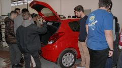 Hyundai: una i20 per l'ITIS Feltrinelli di Milano - Immagine: 5
