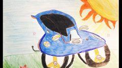 Nissan: i bambini disegnano l'auto del futuro - Immagine: 3