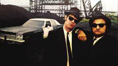 I Blues Brothers, con John Belushi