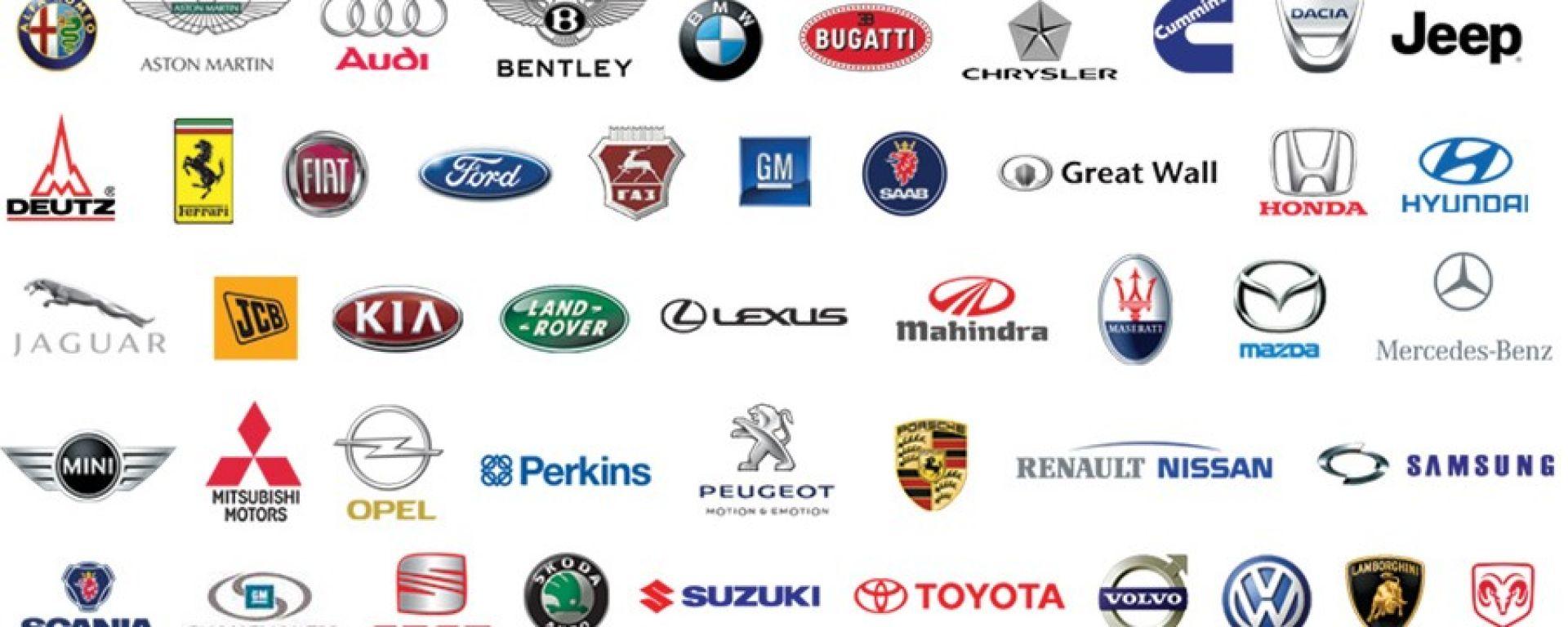 I brand di auto - classifica BrandZ!