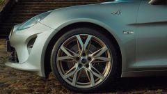 I cerchi oro della Alpine A110 Légend GT