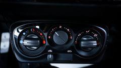 I controlli del climatizzatore manuale dell'Alfa Romeo 4C