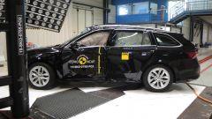 I crash test effettuati sulla nuova Skoda Octavia