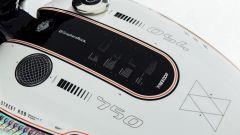 I dettagli sul serbatoio della Freedom Edition, l'Harley-Davidson Street Rod 750 in edizione limitata per il Giappone