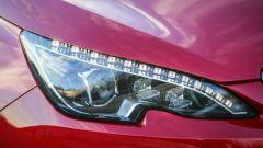 I fari della 308 GTi sono full Led