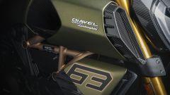 I fianchetti della Ducati Diavel 1260 Lamborghini