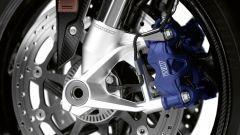 I freni anteriori della BMW M 1000 RR