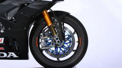 I freni anteriori Nissin della Honda CBR1000RR-R Fireblade SP 2020 pronta per il BSB