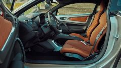 I lussuosi interni della Alpine A110 Légend GT