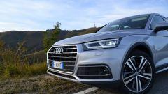 I Matrix Led sono optional su Audi