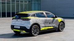 I numeri di Mégane eVision: 217 CV, 60 kWh di batteria, 450 km di autonomia