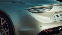 I nuovi fari posteriori della Alpine A110 Légend GT