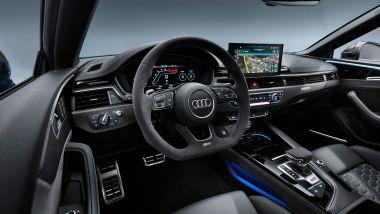 I nuovi interni delle Audi R5 Coupé e Sportback 2020