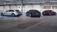 I nuovi modelli Panamera E-Hybrid