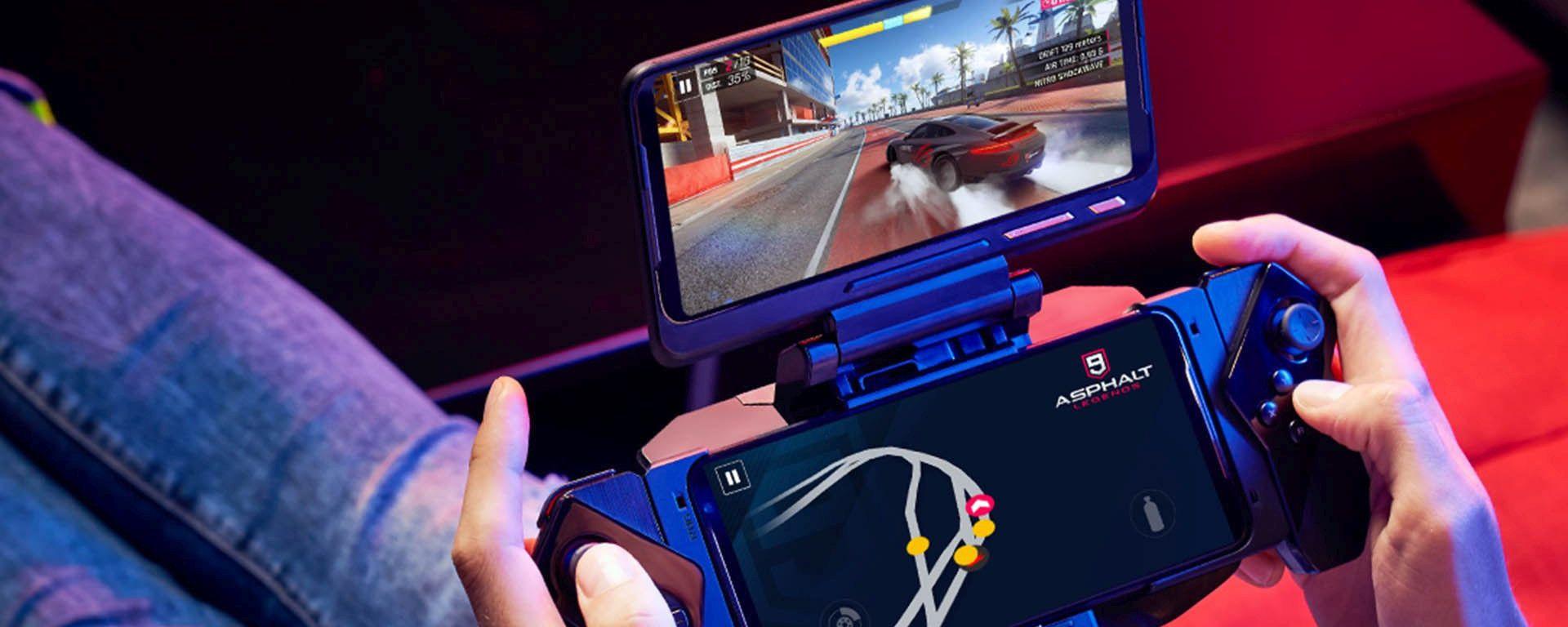 I nuovi ROG Phone II di Asus