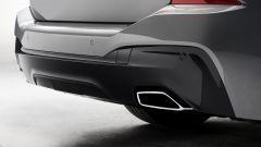 I nuovi scarichi trapezoidali della BMW Serie 6 GT 2020