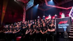 I partecipanti del Pro Draft F1 eSport Series 2019