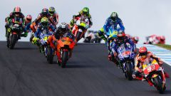 MotoGP Phillip Island Australia 2018: gli orari TV