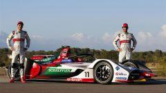 I piloti Audi, Di Grassi e Abt