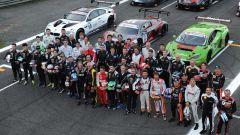I piloti del Campionato Italiano GT 2017